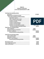 More Cash Flow Exercises.docx