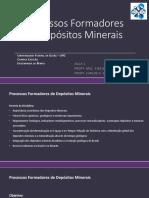 ok - Aula 01 Introducao Processos Formadores de Depositos Minerais