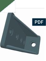 Ferragem Da Asa 3D