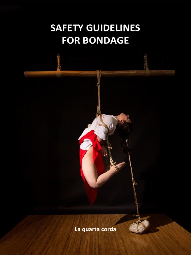 Safety Guidelines for Bondage, Shibari and Kinbaku   Elbow