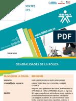 PRESENTACION POLIZA ACCIDENTES PERSONALES 2019 - 2020