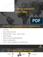 Armstrong University - Flow Measurement Solutions