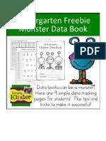 Monster Data Book