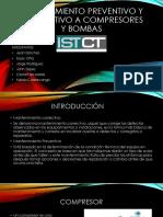 Mantenimiento preventivo y correctivo a compresores y bombas - copia-1.pptx