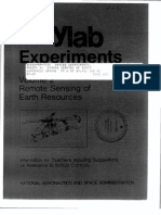 Skylab Experiments. Volume 2 Remote Sensing of Earth Resources