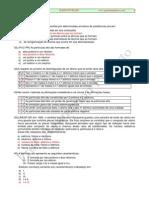 Exercícios de Radioatividade - Profº Agamenon Roberto