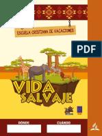 Afiches Vida salvaje ECV 2020_MUESTRA