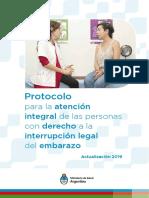 Protocolo ILE 2019 2° edición