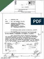 1/15/60 AIRTEL in National Airlines Flight 2511 Crash Investigation
