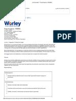Job Description - Project Engineer (TRI000A)