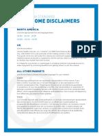 USANA Income Disclaimers