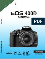 Manual Canon 400D