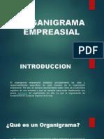 ORGANIGRAMA EMPREASIAL