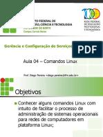 Aula04 - Comandos Linux