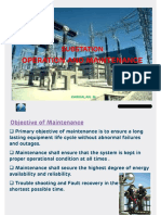 HVPE operation and Maintenance