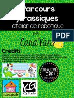 Parcours Jurassiques AtelierBB CaraVan