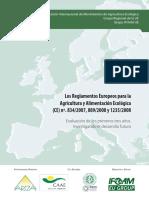 Evaluacion Regulacion Organica para Europa 834-2009