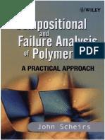 Análisis de falla de polímeros