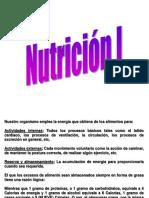 Nutrición-I