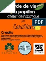 Cycle de Vie Du Papillon-AtelierBB-CaraVan