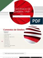 CONVENIOS DE GINEBRA 1949