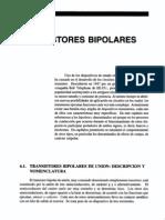 6 Transistores bipolares