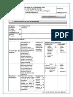Guia 3 Analisis- ASISTENCIA ADMINISTRATIVA - Servicio al cliente