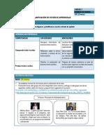 COM5-U3-SESIÓN 09 Investigamos y planificamos nuestro artículo de opinión