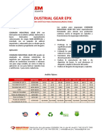 Reac-Cograem Industrial Gear EPX