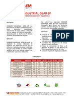 Reac-Cograem Industrial Gear EP