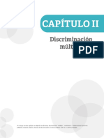 Discriminacion multiple de grupos vulnerables
