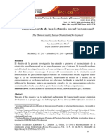 Dialnet-ReconocimientoDeLaOrientacionSexualHomosexual-6090233
