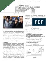 Informe final 6 - Electricos 2