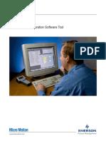 Configuracion Porlink para Densimetro F300