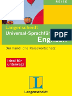Langenscheidt Universal English-German