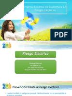 RIESGOS ELECTRICOS-EEGSA