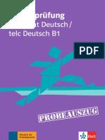 Modelltprüfung TelcB1 2019 Probe