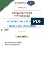 Introduction Générale La Théorie Des Ensembles (1)