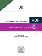 9. ODEC (Primero básico) Educ.Física