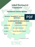 CLASIFICACION DE SUELOS DE URUBAMBA 2