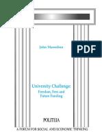 'University Challenge' May 2004