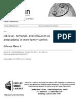 DiRenzo_Job_Level_WLB_5_2011