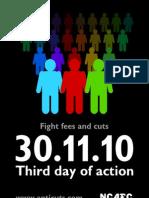 30th November Poster (colour)