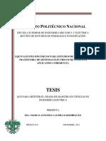 Equivalentes dinamicos para estudios de estabilidad transitoria de sistemas electricos.pdf