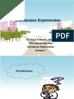 Manajemen Keperawatan - Copy.ppt