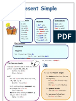 Present Simple Explanation and Exercises[1]