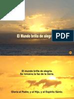 16.ElMundoBrillaDeAlegria.pps