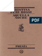 Peri Rossi Cristina - Aquella Noche