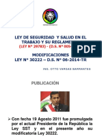 Ley 29783 Sst