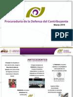 PRESENTACION PRODECON MARZO 2019  (ANAFINET NOGALES)